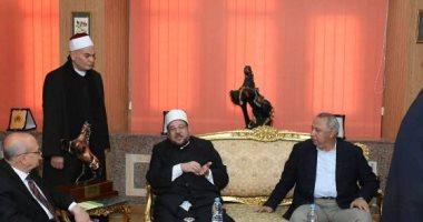 الدكتور محمد مختار وزير الأوقاف