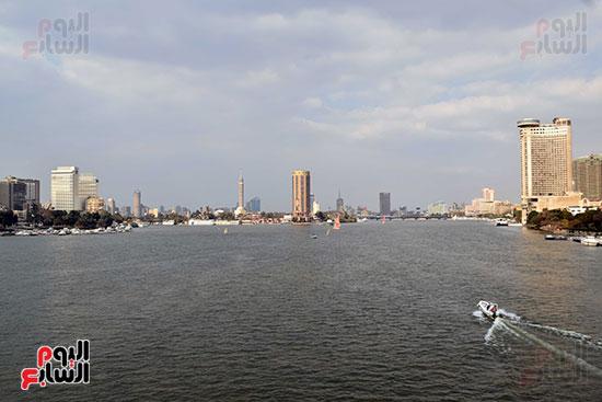 تقلبات جوية فى القاهرة وتحسن تدريجى بدءا من السبت (12)