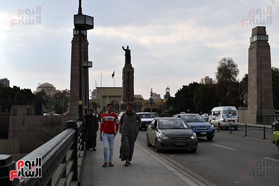 تقلبات جوية فى القاهرة وتحسن تدريجى بدءا من السبت (5)