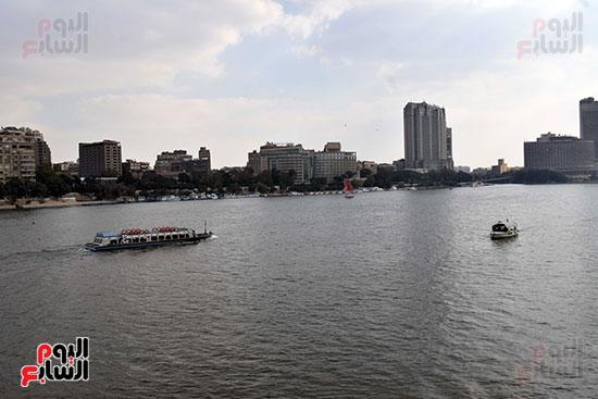 تقلبات جوية فى القاهرة وتحسن تدريجى بدءا من السبت (4)