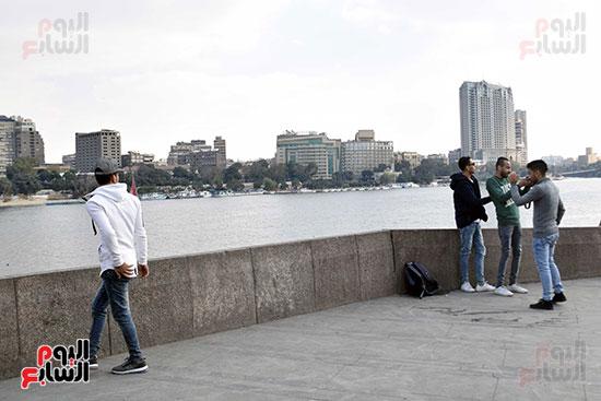 تقلبات جوية فى القاهرة وتحسن تدريجى بدءا من السبت (1)