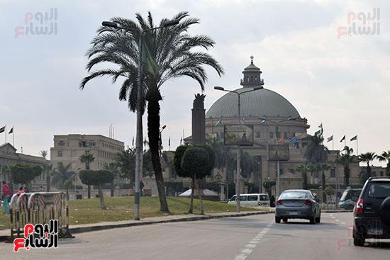 تقلبات جوية فى القاهرة وتحسن تدريجى بدءا من السبت (15)