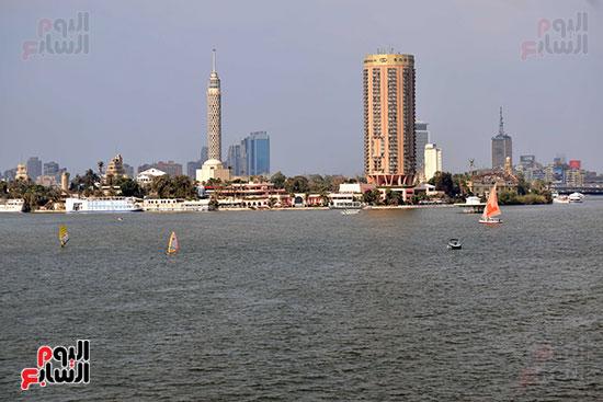 تقلبات جوية فى القاهرة وتحسن تدريجى بدءا من السبت (14)