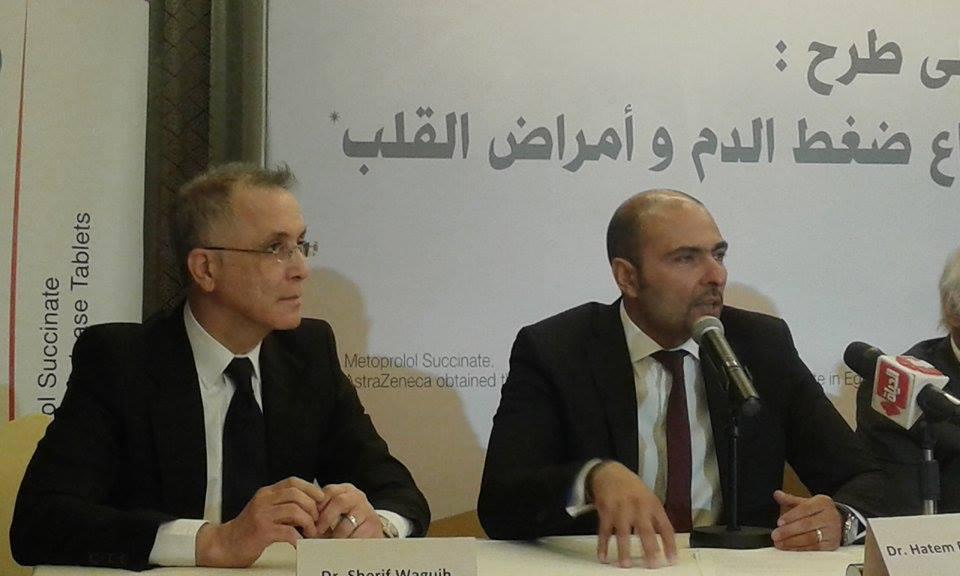 اطباء القلب بالإسكندرية فى المؤتمر العلمى
