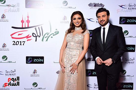 """ماجد المهندس وأنغام فى """"فبراير الكويت"""""""
