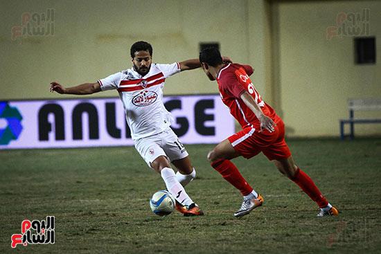 الزمالك والأولمبي في كأس مصر  (2)
