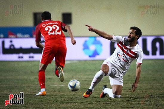 الزمالك والأولمبي في كأس مصر  (3)