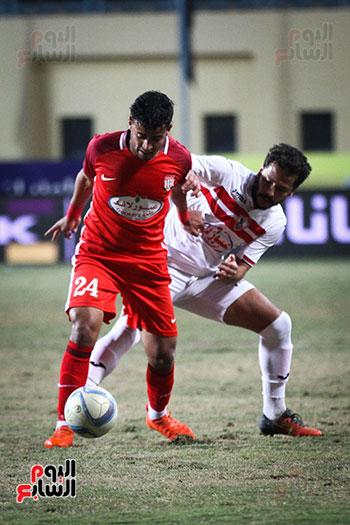 الزمالك والأولمبي في كأس مصر  (10)