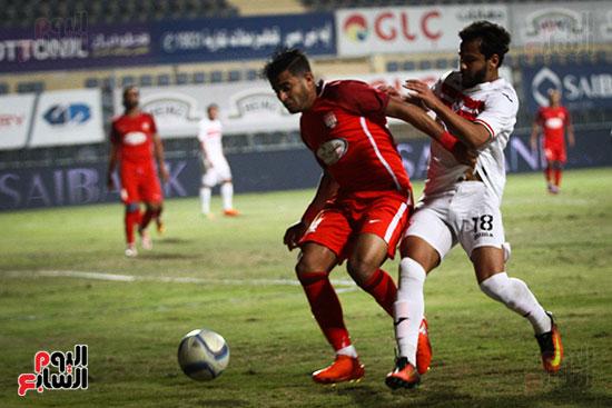 الزمالك والأولمبي في كأس مصر  (12)