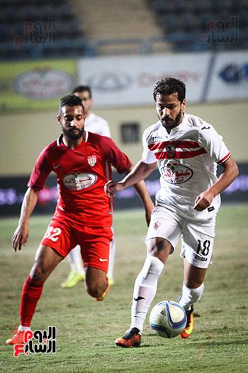 الزمالك والأولمبي في كأس مصر  (14)
