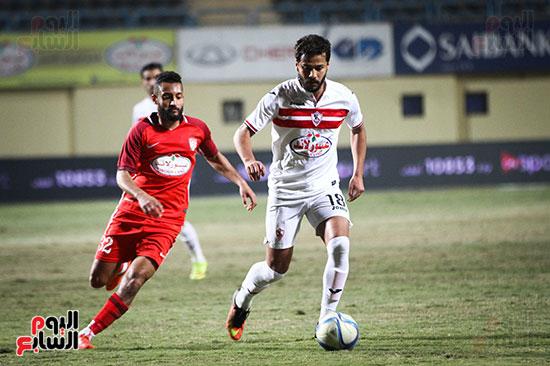 الزمالك والأولمبي في كأس مصر  (15)