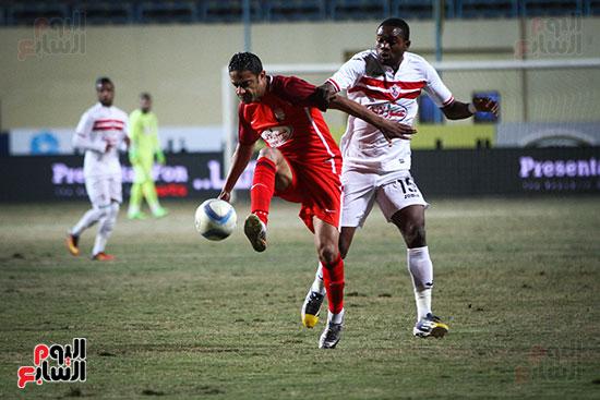 الزمالك والأولمبي في كأس مصر  (5)