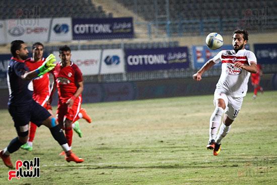 الزمالك والأولمبي في كأس مصر  (16)