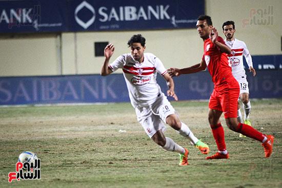 الزمالك والأولمبي في كأس مصر  (19)