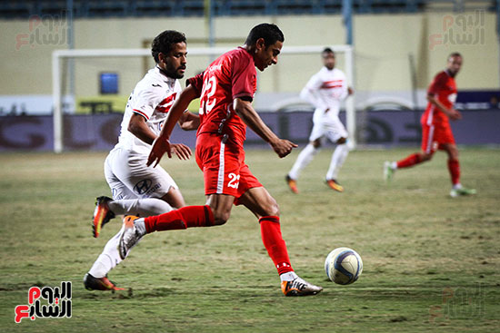 الزمالك والأولمبي في كأس مصر  (13)