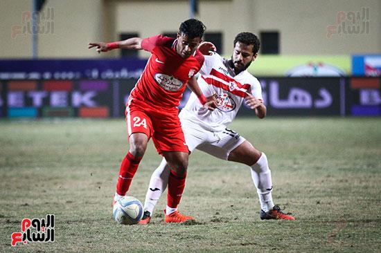 الزمالك والأولمبي في كأس مصر  (9)
