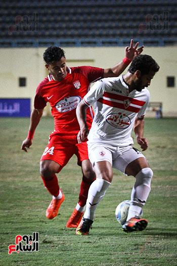 الزمالك والأولمبي في كأس مصر  (8)