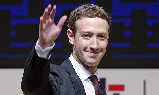 مؤسس فيس بوك