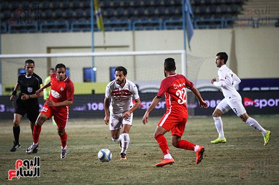 الزمالك والأولمبي في كأس مصر  (4)