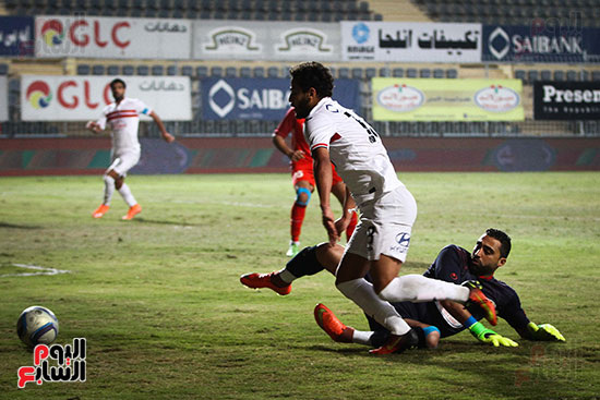 الزمالك والأولمبي في كأس مصر  (18)