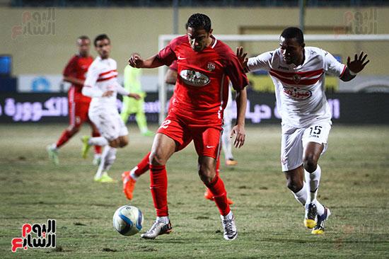 الزمالك والأولمبي في كأس مصر  (6)