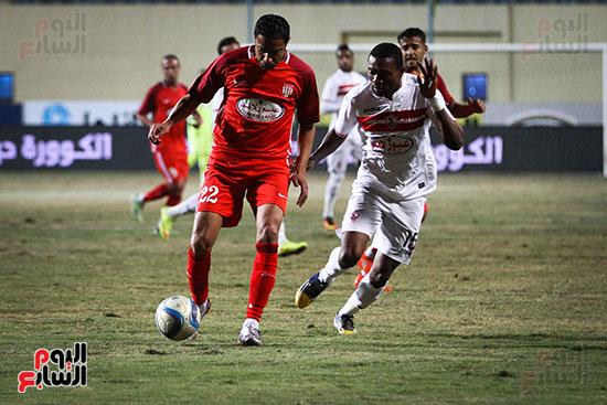 الزمالك والأولمبي في كأس مصر  (7)