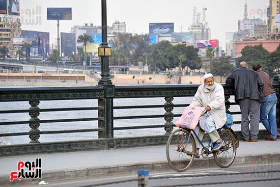 تقلبات جوية فى القاهرة وتحسن تدريجى بدءا من السبت (2)