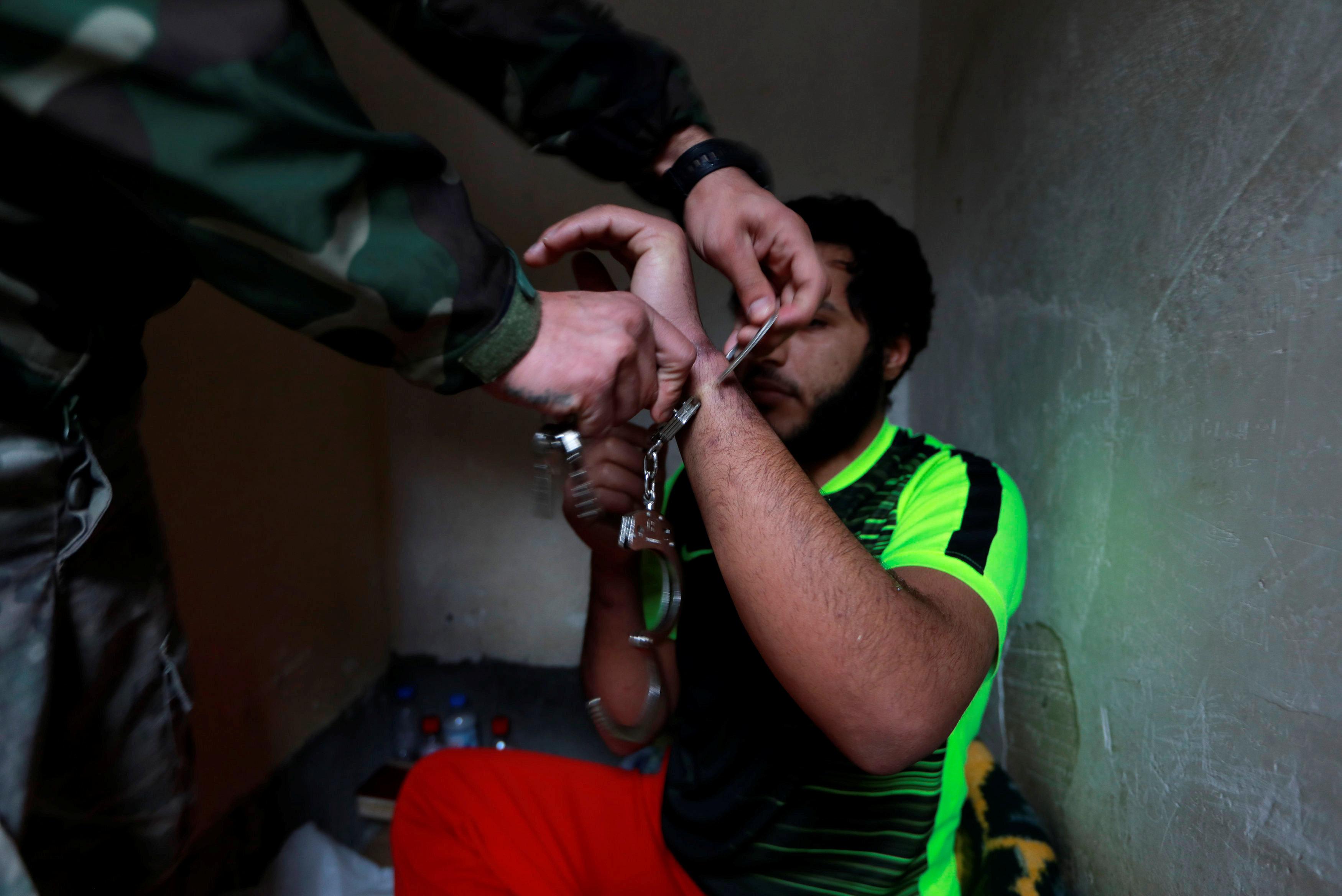 دواعش في سجون العراق (2)