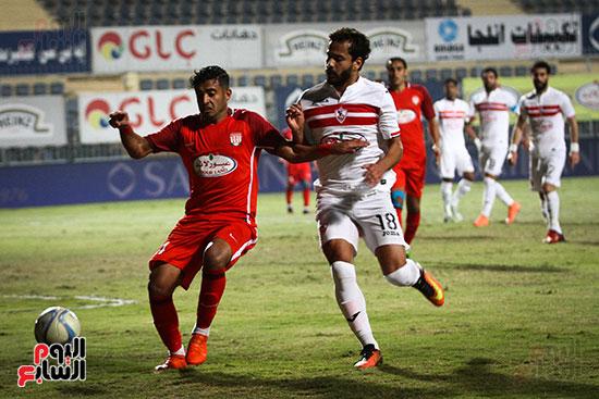 الزمالك والأولمبي في كأس مصر  (11)