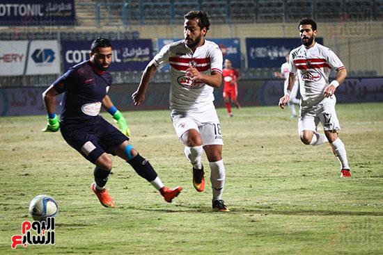 الزمالك والأولمبي في كأس مصر  (17)