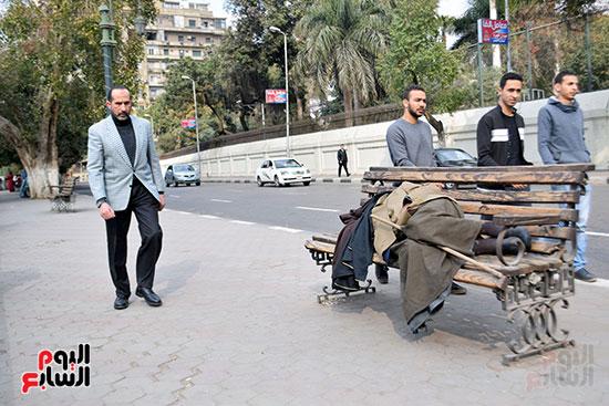 تقلبات جوية فى القاهرة وتحسن تدريجى بدءا من السبت (10)