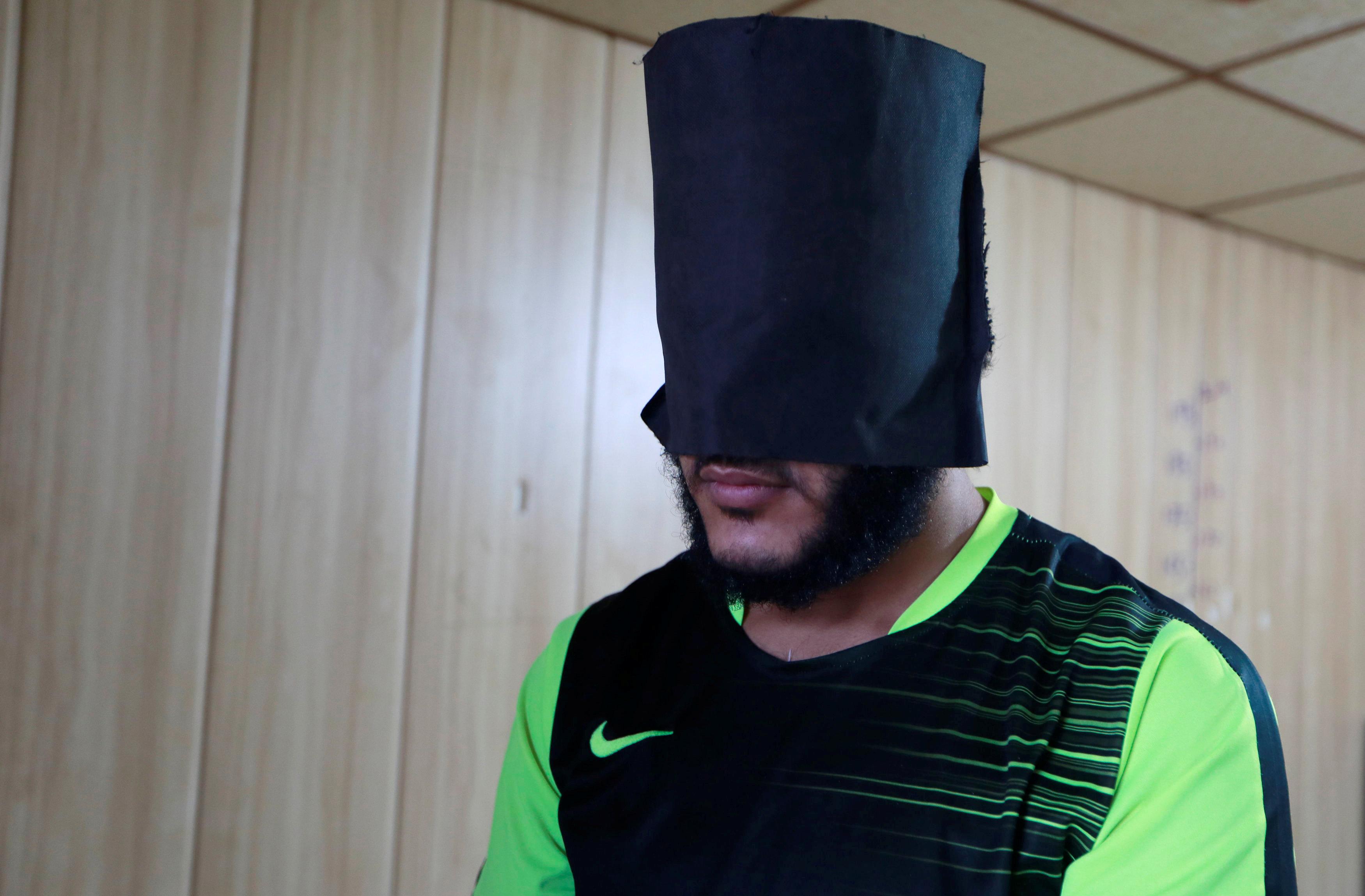 دواعش في سجون العراق (7)