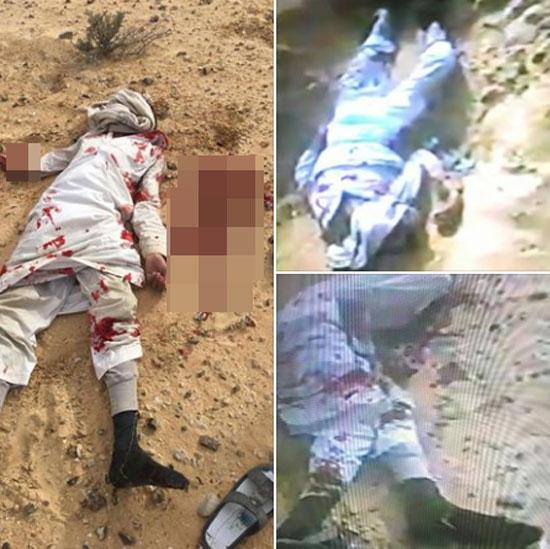 الجيش الثالث يداهم البؤر الإرهابية بوسط سيناء
