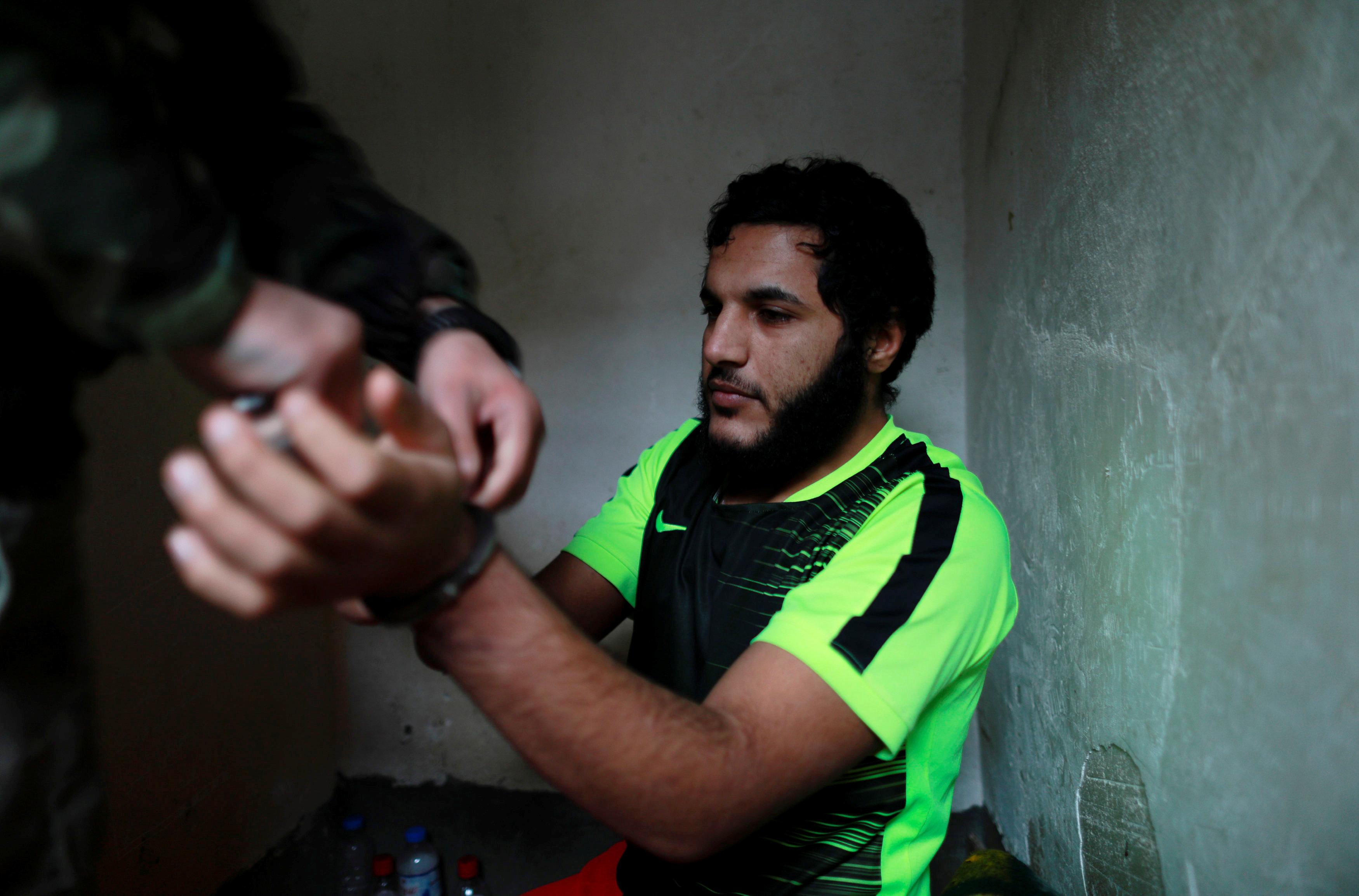 دواعش في سجون العراق (6)