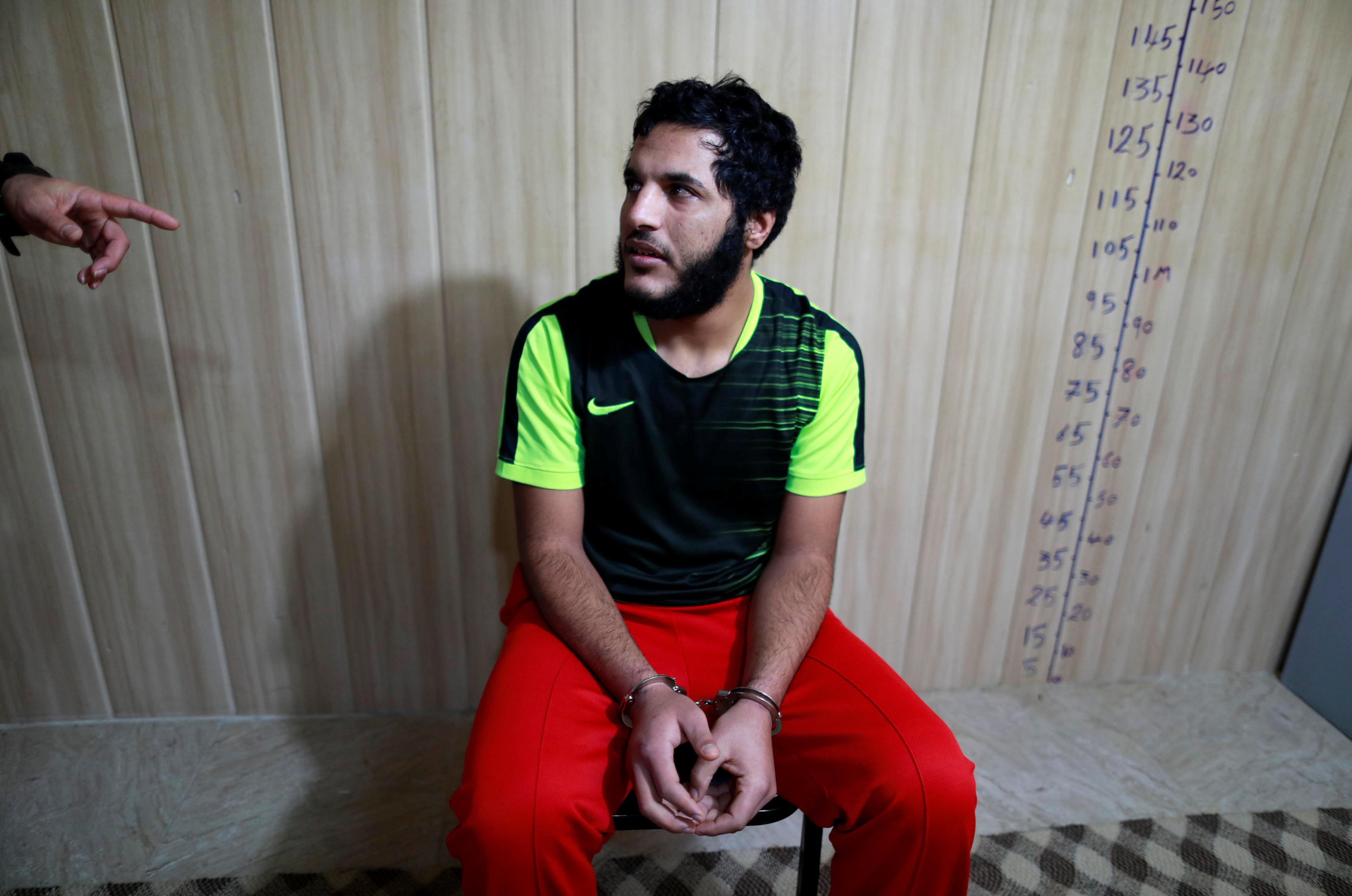 دواعش في سجون العراق (3)