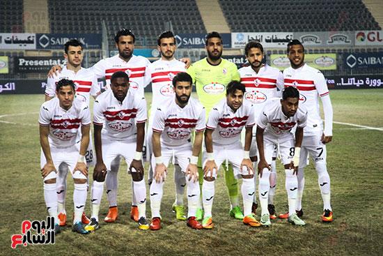 الزمالك والأولمبي في كأس مصر  (1)
