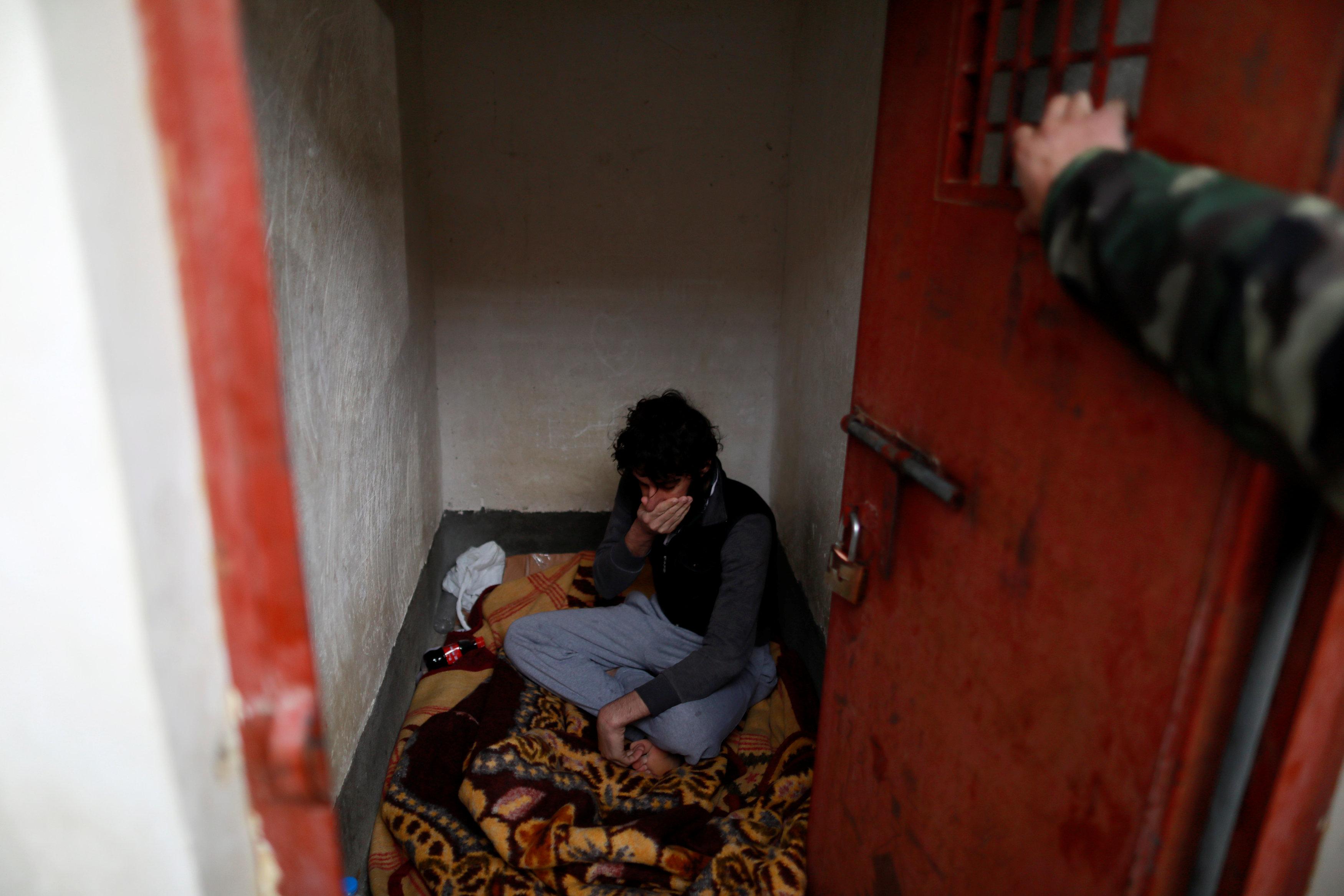 دواعش في سجون العراق (5)