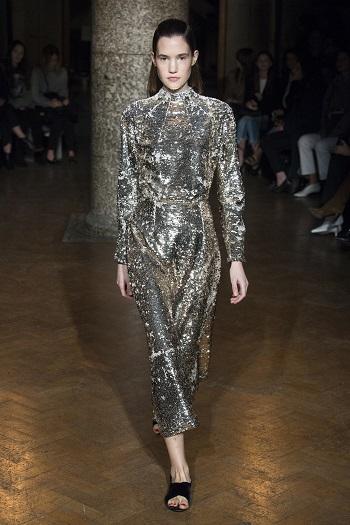 فستان سهرة من Emilia Wickstead