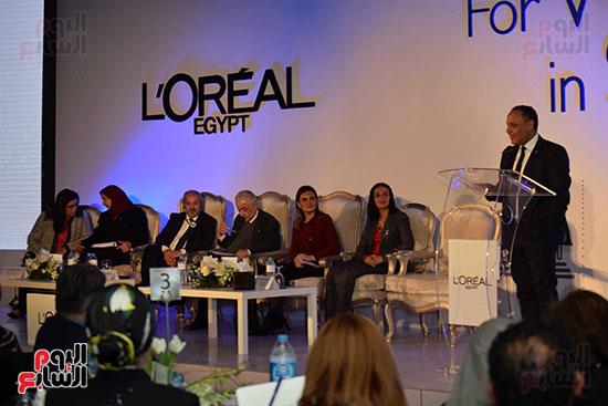 لوريل- مؤتمر اليونسكو (12)