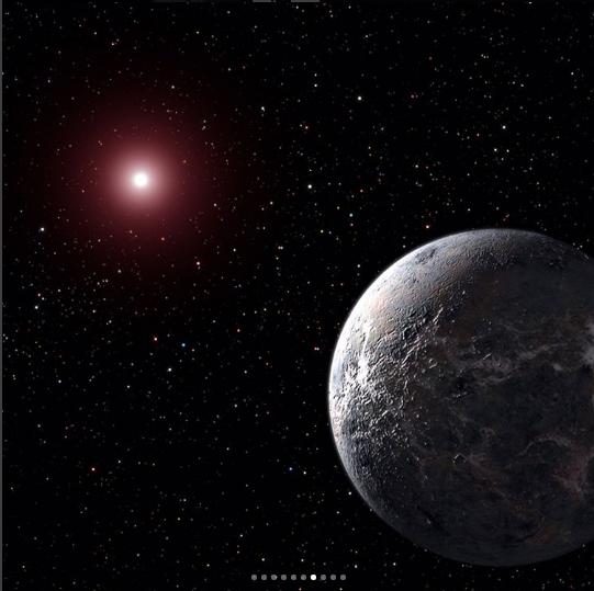 الاعلان عن كواكب جديدة