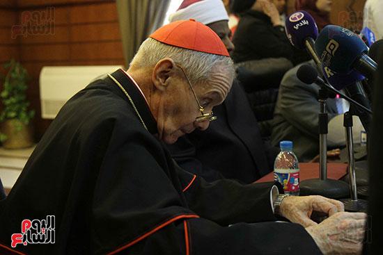 مؤتمر مشيخه الازهر والمجلس الباباوى (5)