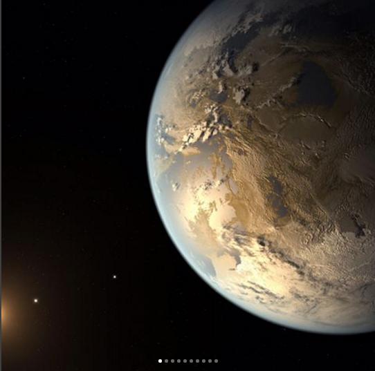 كواكب الاكتشاف الجديدة
