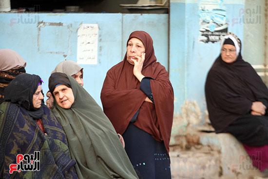 تشييع جثمان عمر عبد الرحمن بمسقط رأسه بالدقهلية (5)