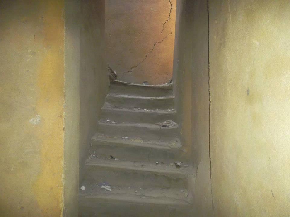 مطالع الطابق الثانى بوكالة الجداوى بمدينة إسنا