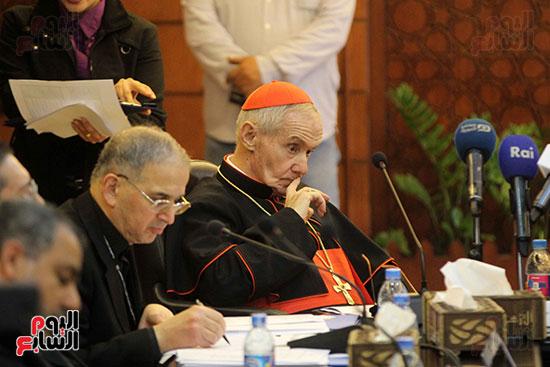 مؤتمر مشيخه الازهر والمجلس الباباوى (23)