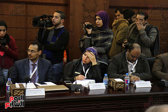 مؤتمر مشيخه الازهر والمجلس الباباوى (14)