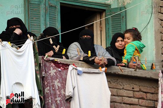 تشييع جثمان عمر عبد الرحمن بمسقط رأسه بالدقهلية (9)