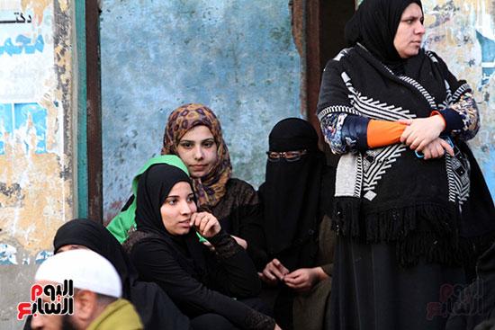 تشييع جثمان عمر عبد الرحمن بمسقط رأسه بالدقهلية (8)