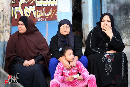 تشييع جثمان عمر عبد الرحمن بمسقط رأسه بالدقهلية (7)