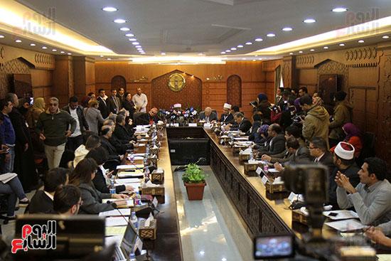 مؤتمر مشيخه الازهر والمجلس الباباوى (10)